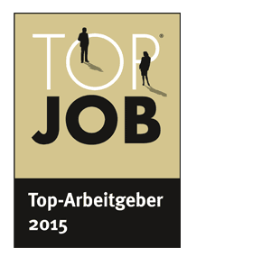 Logo TOP JOB Award 2015