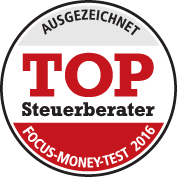 TOP-Steuerberater Button